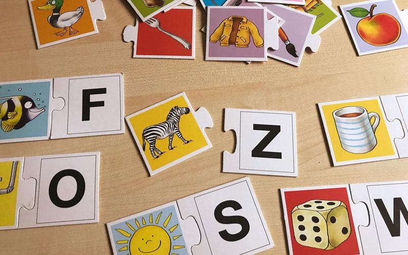 Lernspiele fördern die Konzentration